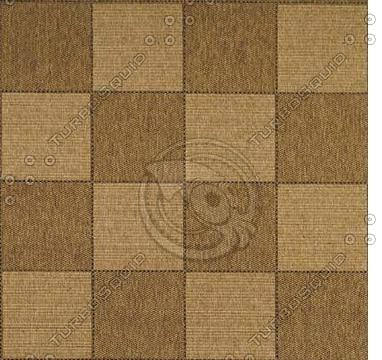 Carpet tan checkered.JPG