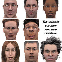 Facial Studio for 3ds max v1.5