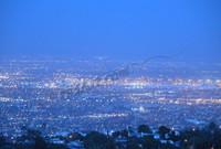 LA at dusk 0769