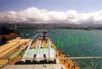 USS Missouri, Bow & Pearl Harbor.jpg