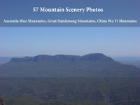 Mountain Scenery Photos