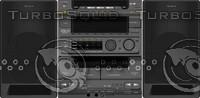 Sony V800 Sound System.ai