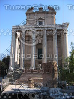 Temple of Antoninus and Faustina 0084.JPG