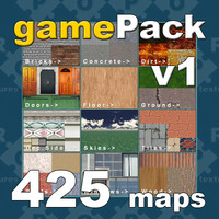 425 maps - Game Pack 1