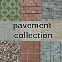 pavement collection