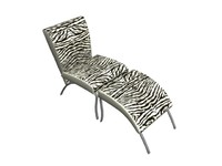 Zebra chair.zip
