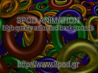 3pod Animation - Animated Background #006