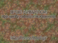 3pod Animation - Animated Background #007
