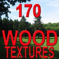 170 Wood Textures