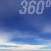 360° Amorphous Sky