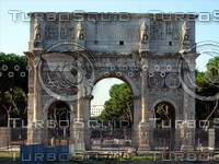 Arch of Constantine, Rome0052.JPG