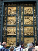 Baptistry east doors, Florence 0378.JPG