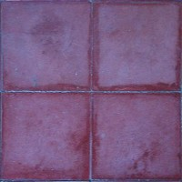 Reddish Pink Tiles
