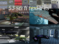 scifi textures pack one.zip