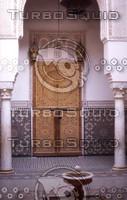 Morocco 028 Elaborate door in Meknes.jpg