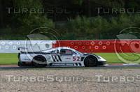 Saleen S7R GTS Side View Spa