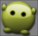 Blob 2D Sprite sheet