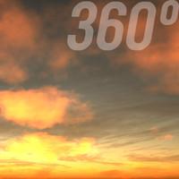 360° Classic Sunset