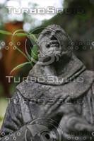 Garden Monk