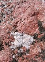 Rock Texture - Pegmatite 1