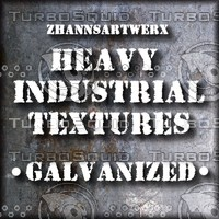 METAL_GALVANIZED_Heavy Industrial