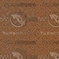 Rusty Walkway Texture
