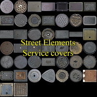 Street Elements service covers