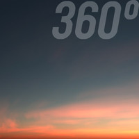 360° Winter Sunset