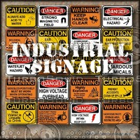 SIGNAGE_ Heavy Industrial_SIGNAGE