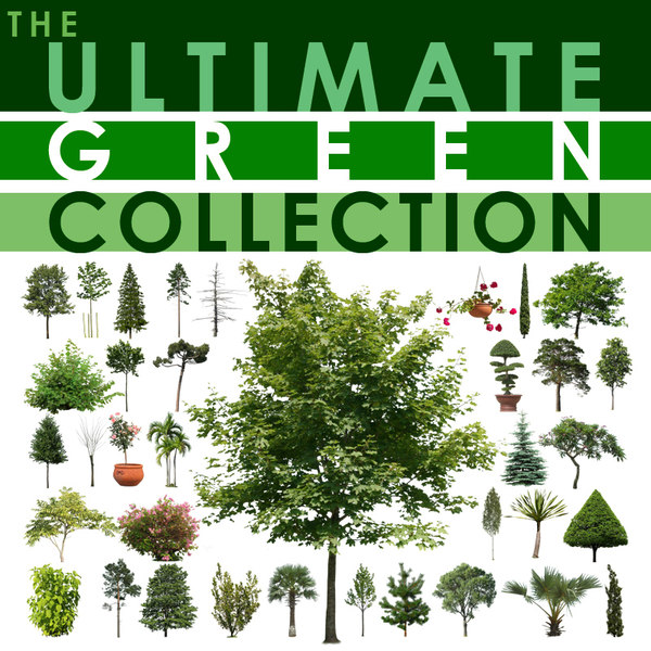 !!! the ultimate green collection.jpg