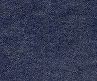 Blue denim unworn