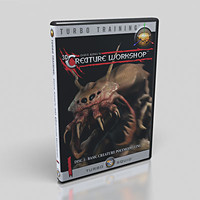 Turbo Training: Dave Kings 3D Creature Workshop Volume 1