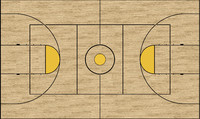 Basketball Gym Floor