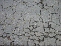 Cracked Asphalt 02
