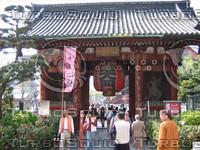 Orient 773 Nitenmon Gate, built 1618.JPG