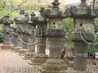 Orient 808 Stone lanterns, Japan.JPG