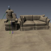 Texture: Prop Cloth Covering