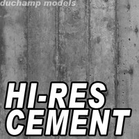 Cement concrete High-res wall