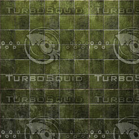 Creepy Tile texture w/ Bump map