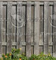 Wood Fence #6