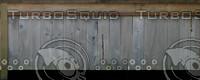 Wood fence #7