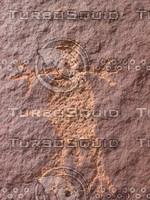 Rock Texture - Petroglyph 5
