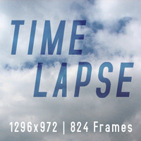 Mostly Cloudy Sky Timelapse (HD Res.)