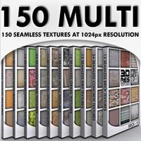 150+ Multi Texture Pack
