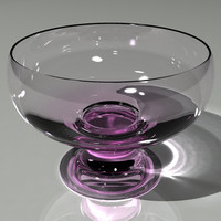 Glass phenomena mentalray 3.4 3ds max 7.0 and 8.0