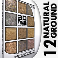 12 Natural Ground Textures