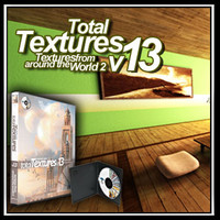 Total Textures V13:R2 - Textures from Around the World 2