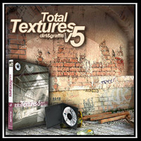 Total Textures V05:R2 - Dirt & Grafitti
