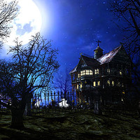 Dark_forest_mansion-screensaver.zip