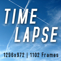 Air Traffic Hub Timelapse (HD Resolution)